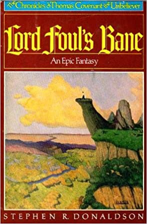 Lord Foul's Bane book cover