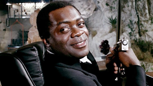 Yaphet Kotto in Live and Let die